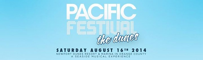 Pacific Festival l Saturday Aug. 16 l Newport Beach Dunes l