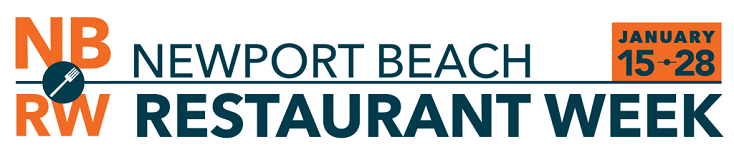 Newport Beach Restaurant Week - Jan 15-28, 2018