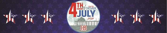 Huntington Beach 4th of July 2021 Pier Plaza Festival