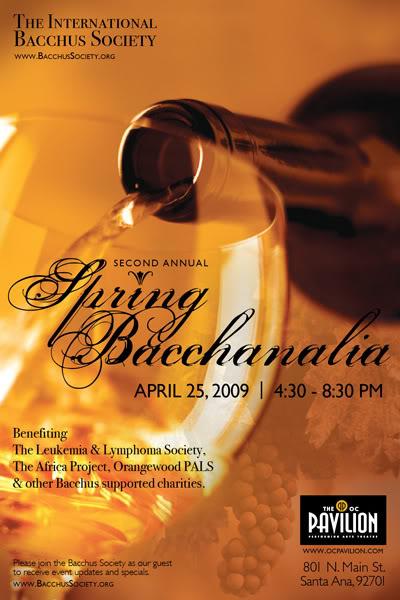 Bacchanalia Wine Fest