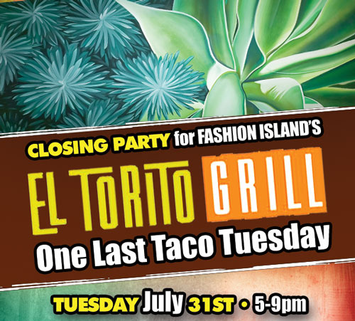 El Torito Grill Closing Party - July 31 2012