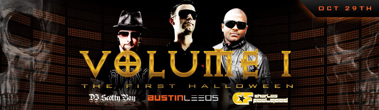Volume I Halloween First at The Grove October 29