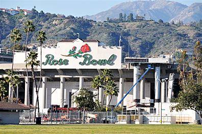 Michgan State University Rose Bowl Packages - MSU Rose Bowl Tickets - Spartan Football Rose Bowl Game