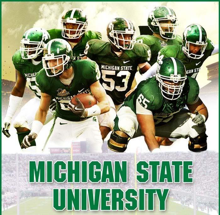 Michigan State University Rose Bowl Game - MSU Rose Bowl Package