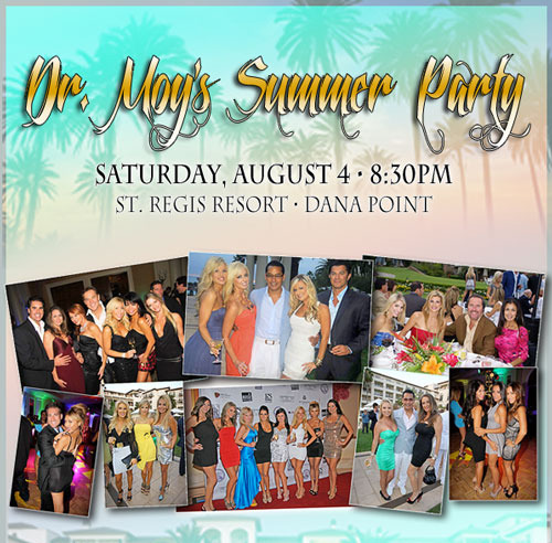 Dr. Moy's Summer Party 8/4/12