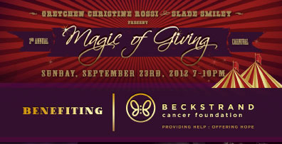 The Magic of Giving Benefti - with Gretchen Rossi and Slade Smiley