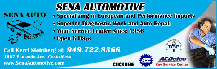 Sena Automotive for all your Auto Repair needs