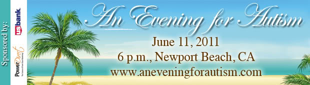 An Evening for Autism - June 11