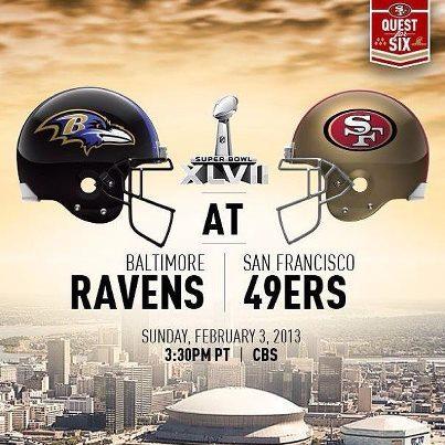 Super Bowl 47 2-3-2013